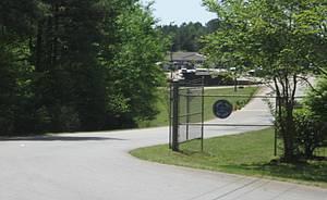 Landfill Gate
