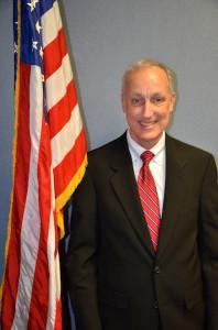 Commissioner John Paisley