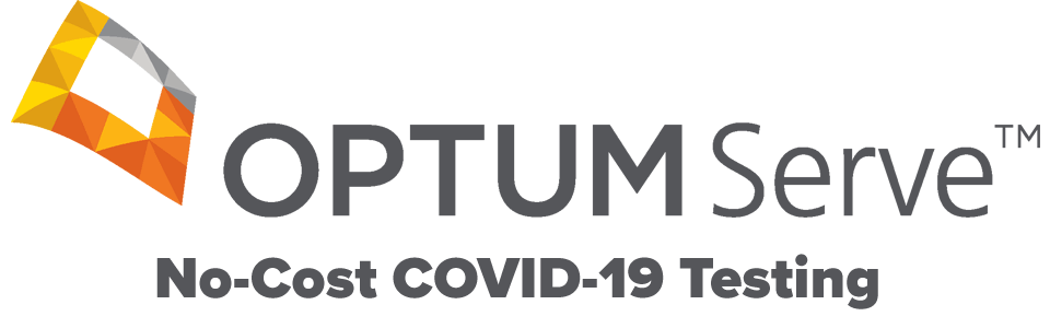 OptumServe No-Cost COVID-19 Testing