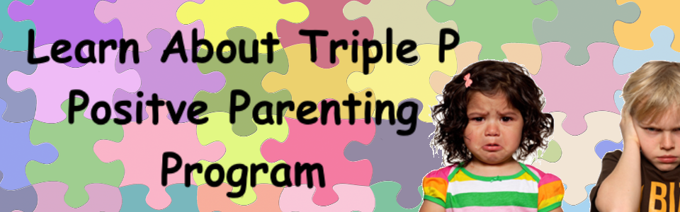 Triple P Positive Parenting Program Ad