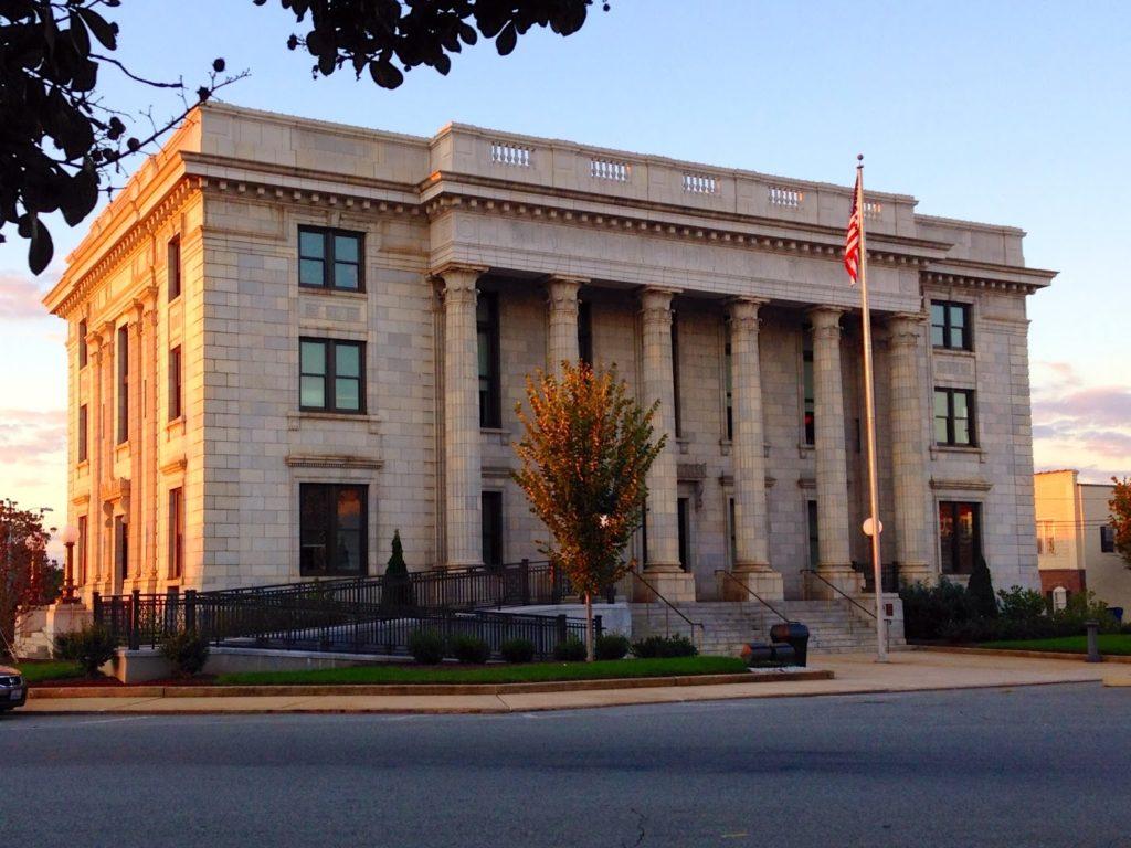 Alamance County Courthouse