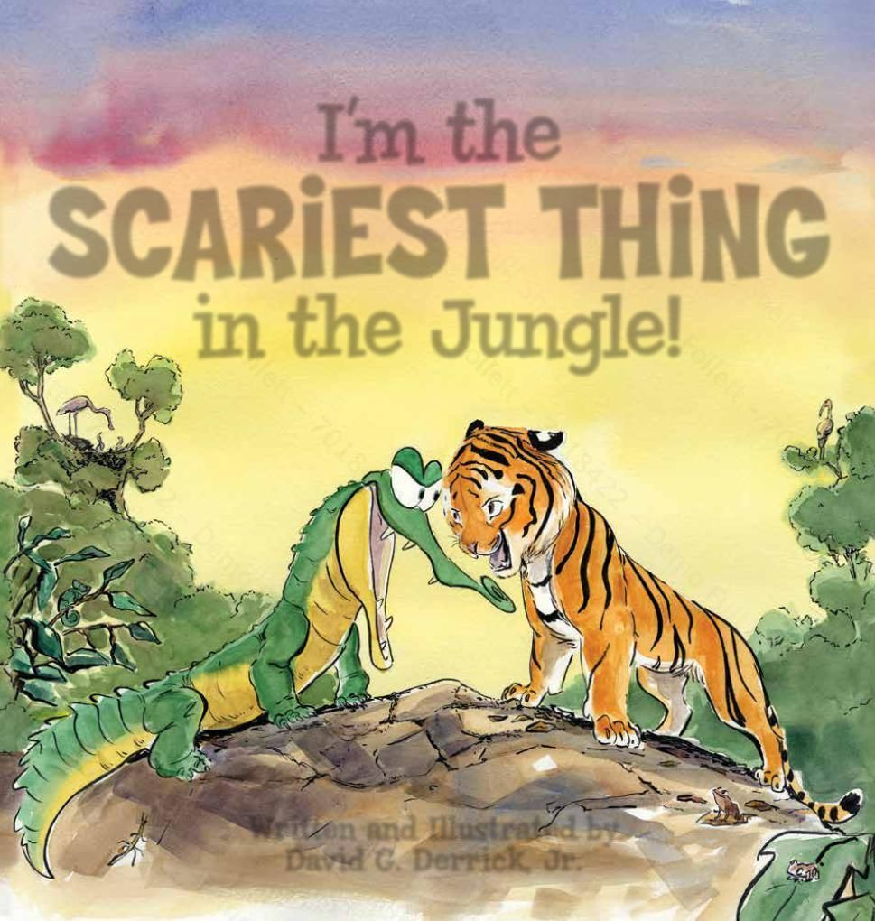 I'm The Scariest Thing in the Jungle