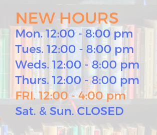 North Park Hours Increase