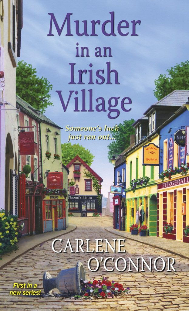Murder in an Irish Village by Carlene O'Connor