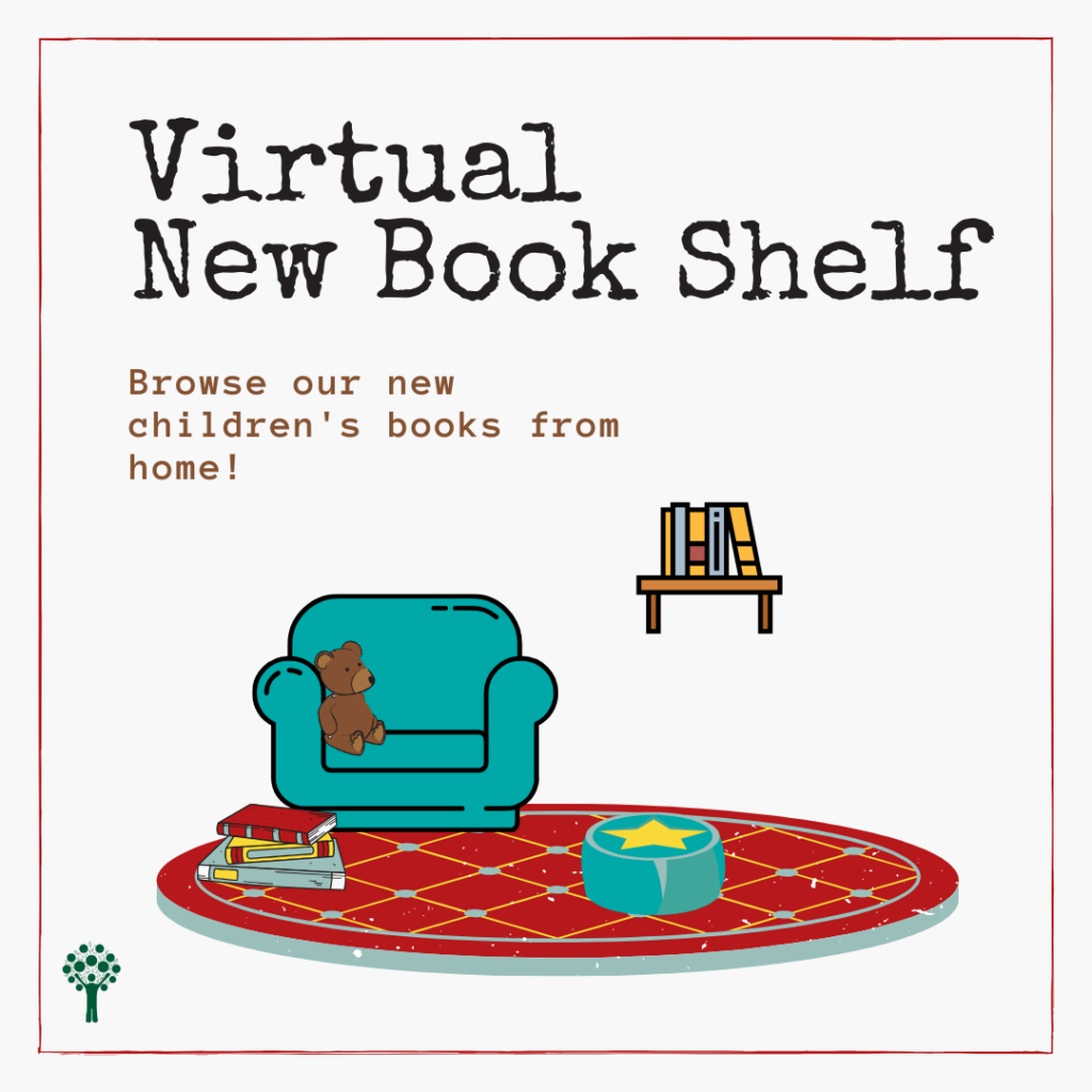 Virtual New Bookshelf – Kids