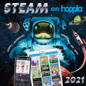 Hoopla STEAM Collection