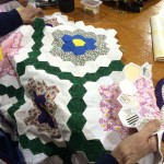 Uncle Eli's Quilting Party