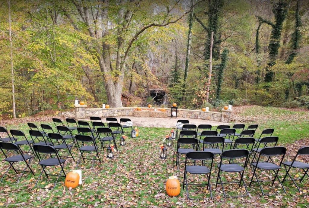 the overlook wedding venue