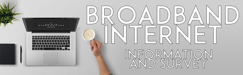 Broadband Internet Information and Survey