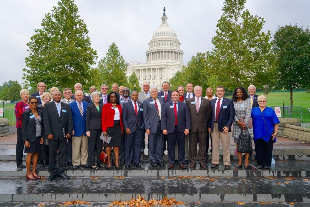 ALAMANCE COUNTY COMMISSIONER AND NCACC BOARD MEMBERS MEET WITH FEDERAL LEADERS IN WASHINGTON, DC